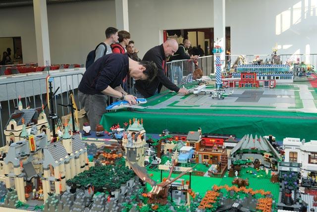 Area Lego
